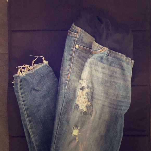 57754fa7bef04 Ingrid & Isabel Jeans | Isabel Maternity Jeggings From Target | Poshmark